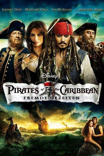 Poster of Pirates of the Caribbean: On Stranger Tides