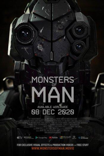 Poster of Monsters of Man