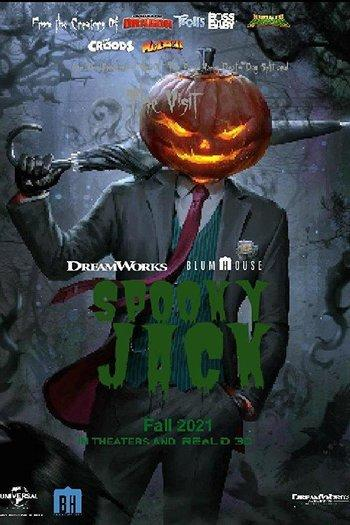 Poster of Spooky Jack