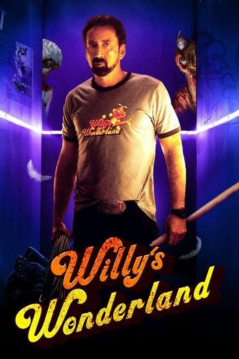 Poster of Willy's Wonderland