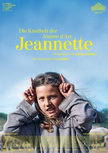 Poster of Jeannette: The Childhood of Joan of Arc