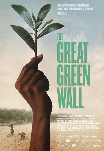Poster of The Great Green Wall