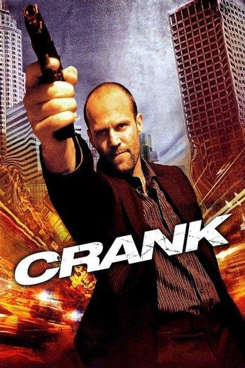 Poster of Crank