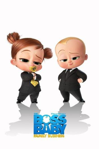 Poster of The Boss Baby 2: Family Business