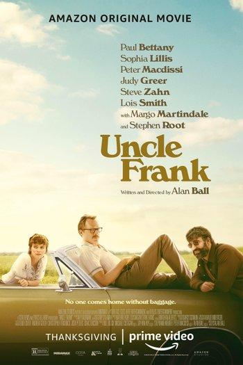 Poster of Uncle Frank