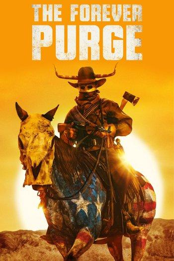 Poster of The Forever Purge