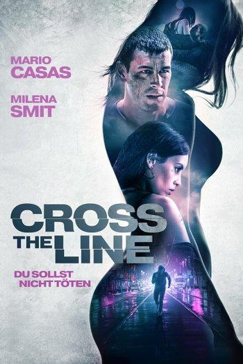 Poster of Cross the Line