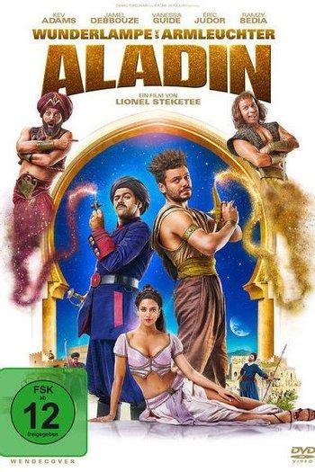 Poster of The Brand New Adventures of Aladin