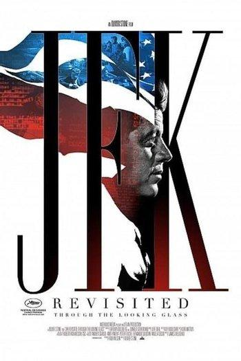 Poster of JFK Revisited: Through The Looking Glass
