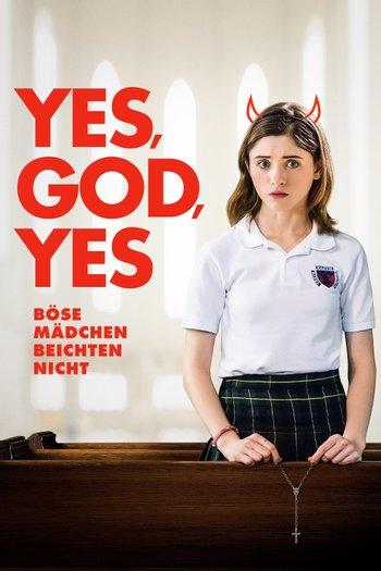 Poster of Yes, God, Yes