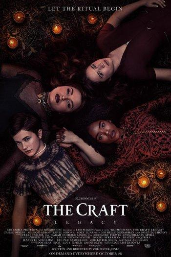 Poster of The Craft: Legacy