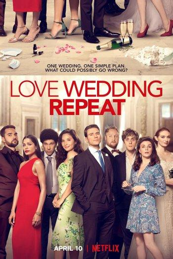 Poster of Love Wedding Repeat