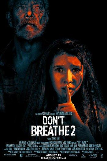 Poster of Don't Breathe 2