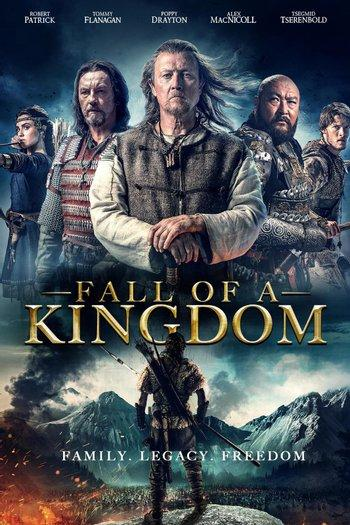 Poster of Fall of a Kingdom