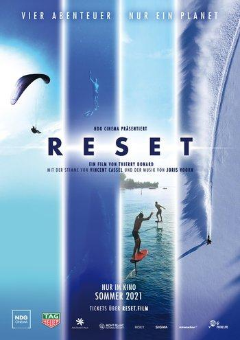 Poster of Reset