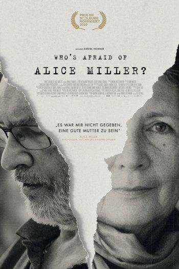 Poster of Who's afraid of Alice Miller?
