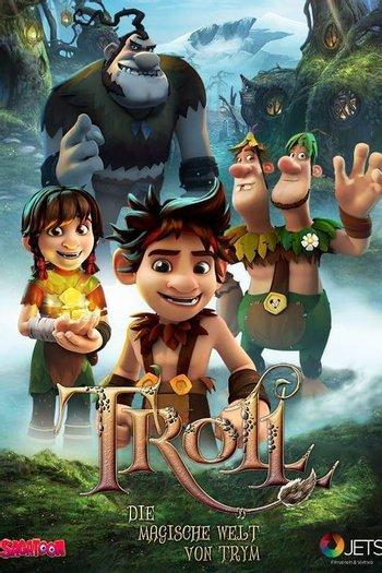 Poster of Troll: The Tale of a Tail
