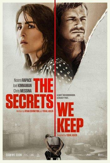 Poster of The Secrets We Keep
