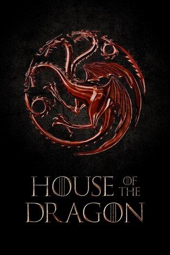 Poster of House of the Dragon