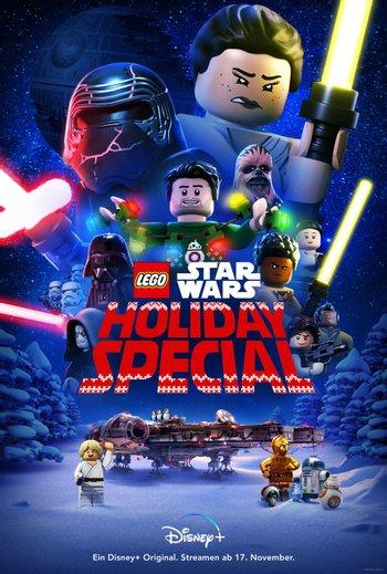Poster of LEGO Star Wars Holiday Special