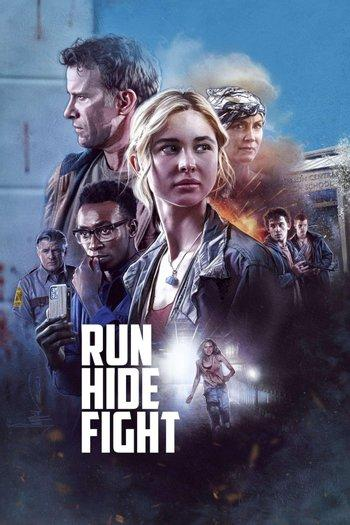 Poster of Run Hide Fight