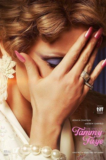 Poster of The Eyes of Tammy Faye