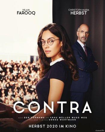 Poster of Contra
