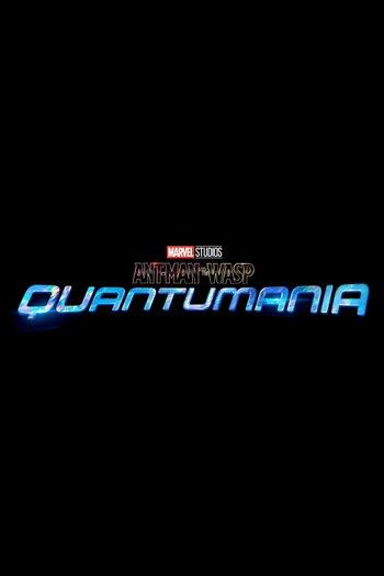 Poster of Ant-Man and the Wasp: Quantumania