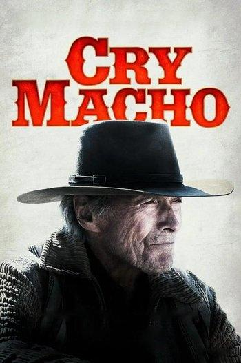 Poster of Cry Macho
