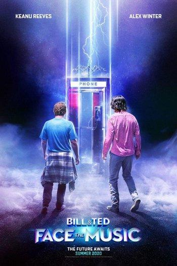 Poster of Bill & Ted 3: Face the Music