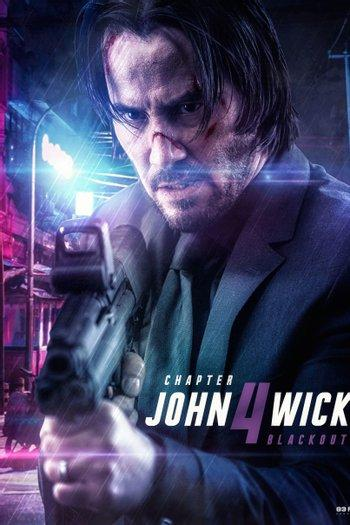 Poster of John Wick: Chapter 4