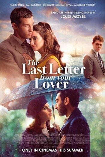 Poster of The Last Letter from Your Lover