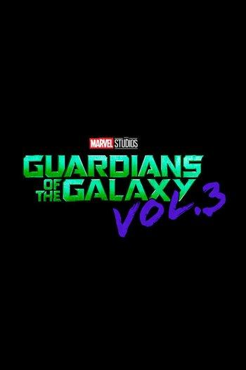 Poster of Guardians of the Galaxy Vol. 3