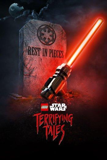 Poster of LEGO Star Wars Terrifying Tales