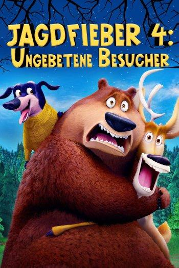 Poster of Open Season: Scared Silly