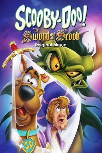 Poster of Scooby-Doo! The Sword and the Scoob
