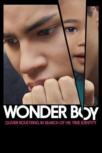 Poster of Wonder Boy, Olivier Rousteing, né sous X