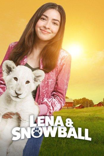 Poster of Lena and Snowball