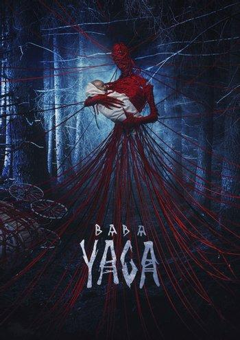 Poster of Baba Yaga: Terror of the Dark Forest