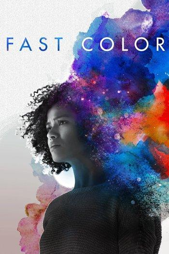 Poster of Fast Color