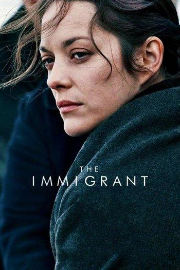 Poster of The Immigrant