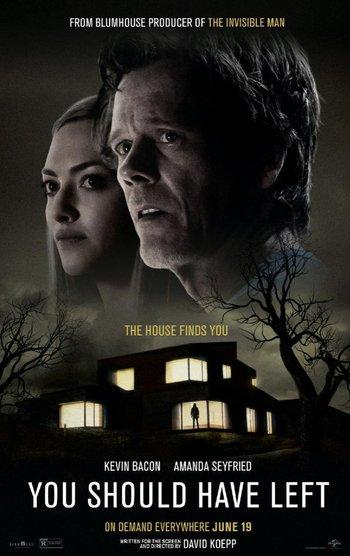 Poster of You Should Have Left