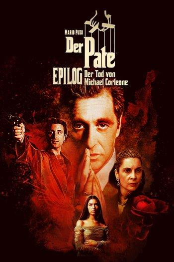 Poster of The Godfather, Coda: The Death of Michael Corleone