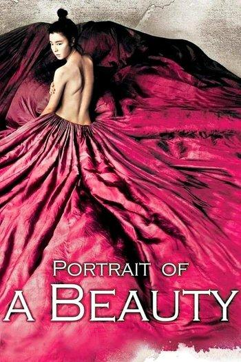 Poster of Portrait of a Beauty