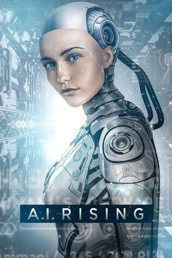 Poster of A.I. Rising