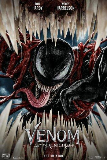 Poster of Venom 2: Let There Be Carnage