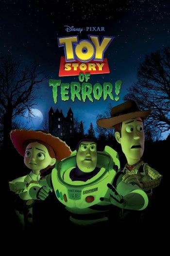 Poster of Toy Story of Terror!