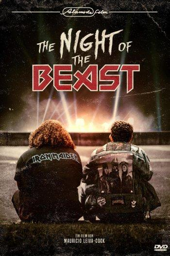 Poster of The Night of the Beast