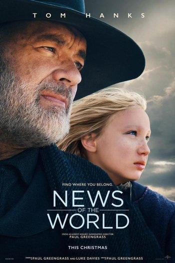 Poster of News of the World