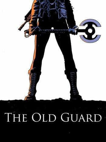 Poster of The Old Guard
